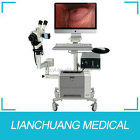 full hd colposcope for gynecology cervix examination