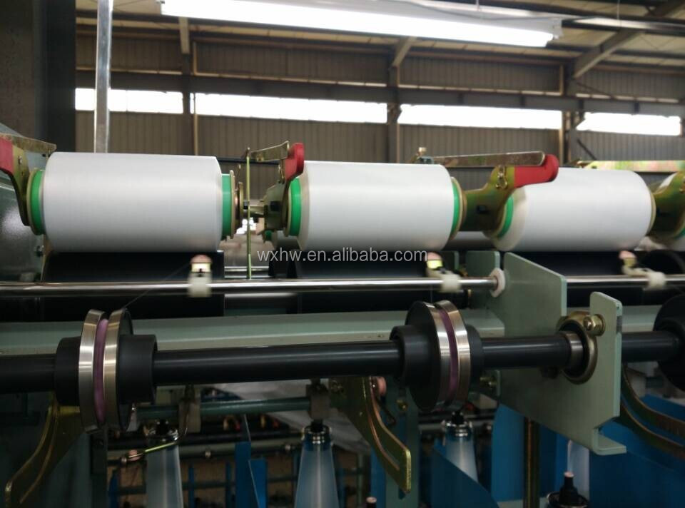 HW310J Flangeless-winding Two For One Twisting Machine Yarn Textile Machine