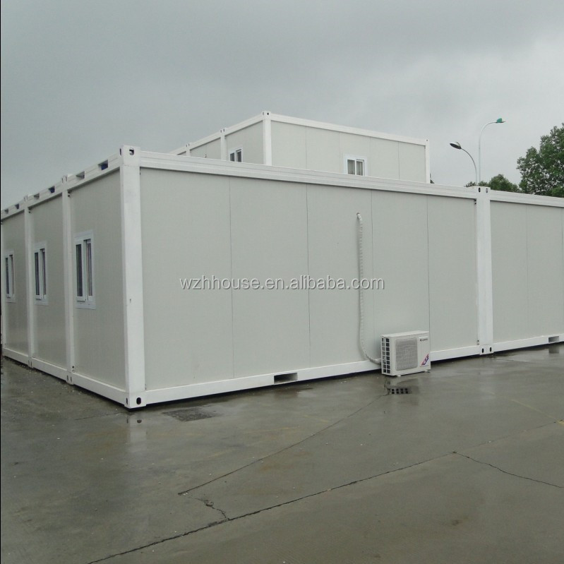 Steel Structure Modular 20FT Container Home Mining Camp House