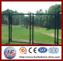 Supply the whole solution including mesh fabric 9 gauge galvanized chain link fence,beautiful used chain link fencing