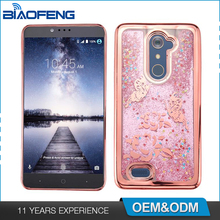 Wholesale Supplier Factory Price Luxury Cover Glitter Tpu Mobile Phone Accessories Case For Zte Grand X Max 2 Z988