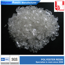 Solid polyester based resin for Power Coating