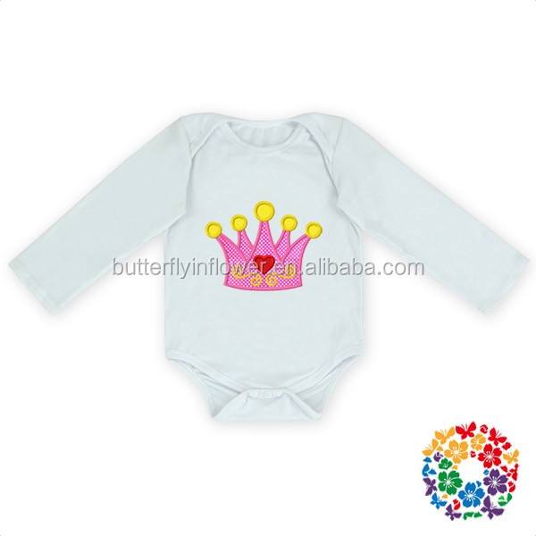 custom design baby baby bodysuits valentines boutique outfits wholesale