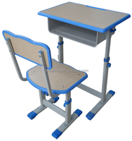 LB-ZYZ002 school furniture/school desk and chair for sale