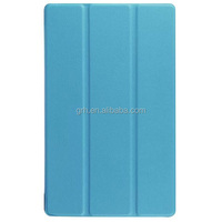 Tri-fold smart leather cover case #1 for Amazon Kindle Fire HD 8 2015