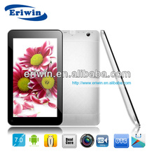 Hot sale ZX-MD7025 7 inch Multi-touch Capacitive screen Android 4.2 t VIA 8880 Dual core 1.5GHz ablet pc