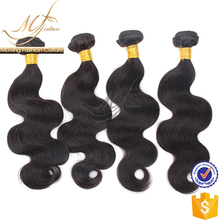 top quality wet and wavy weave human hair brazilian virgin hair wholesale