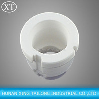 insulating industrial ceramic parts/electrical alumina oxcide ceramic tube