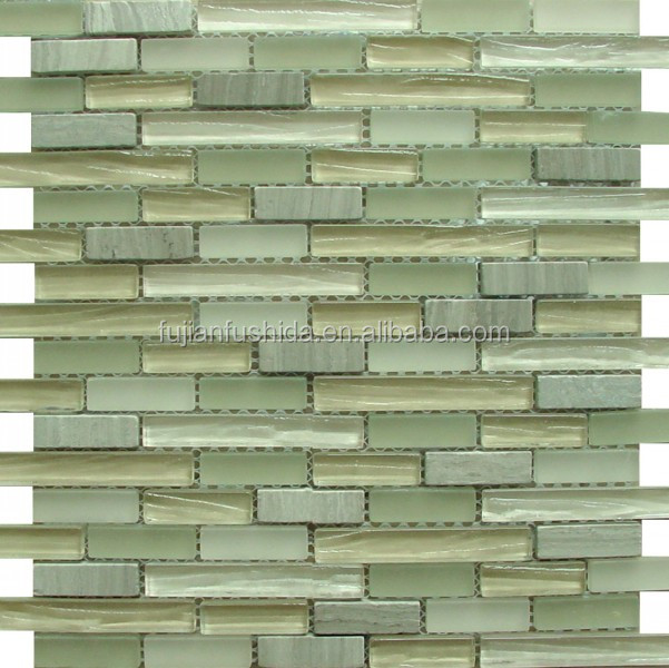 300x300mm Culture Stone new design bathroom/kitchen wall mosaic tiles ireland