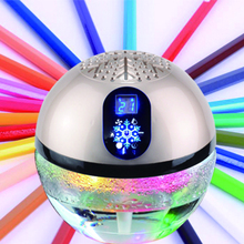 China Funglan LED Lighting Globe Air Cleaner with Ionizer