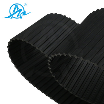 Single Sided Seemless Rubber Timing Belt
