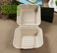 Biodegradable wheatstraw boxes/ wheatstraw food containers /wheatstraw clamshell