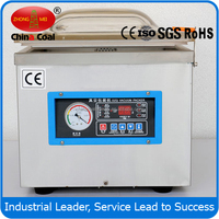 meat thermoforming and vacuum packing machine