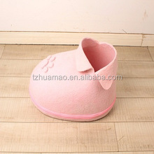 shoes shape cat nest/cat mat/pet bed