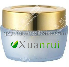 Silk-fibroin nourishing moisturizing firming organic collagen face cream
