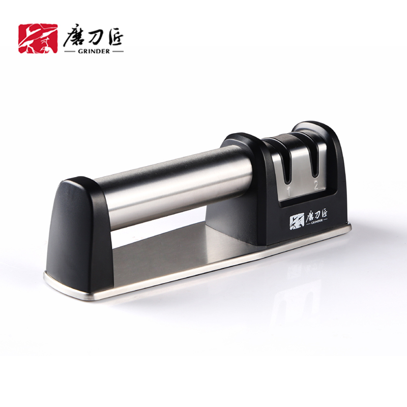 GRINDER multifunctionaly kitchen knife sharpener with serrated blade knife sharpener tools TG1007