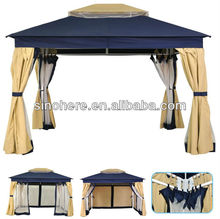 3x3.6M Steel bali gazebo Metal Gazebo for sale