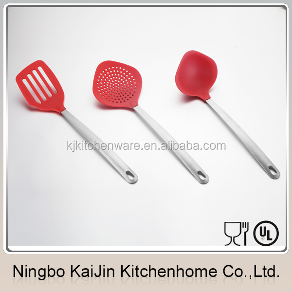 2015 new best on sale colorful nylon kitchenware