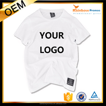 Summer loose casual fashion women wholesale custom crew neck plain white grey black stretch cotton t shirt