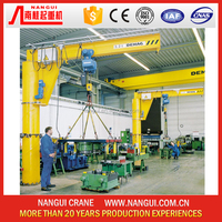 Custom Have Overload Protection 360 Rotation Angle 5t Jib Crane Price