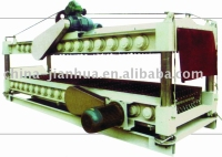 horizontal plucker/chicken machinery