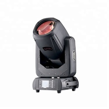 New products 2018 innovative product sharpy 260w 9r beam moving head light