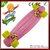 Hot sell can be customed cruiser fish skateboard