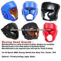 Boxing Head Guards, Boxing Head Wear, Head protector, MMA , Martial Arts safety helmet