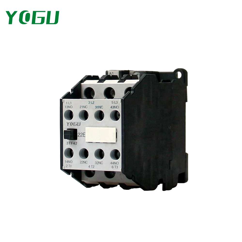Free Samples! 3TF 3TB 40 56 1 Phase 3 Phase 220v 380V Magnetic AC Contactor AC Contractors Price with CE ISO9001