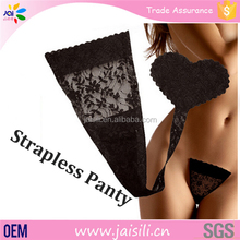 Sexy Lingerie Picture Ladies Seamless Underwear Invisible C String