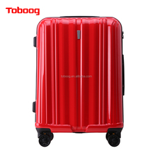 2017 Fashionable New Design China Supplier Luggage Sets,ABS+PC material Rolling Luggage Suitcase With Spinner Hardcase