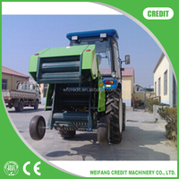 MANUFACTURER SMALL/MINI ROUND BALER WITH FACTORY PRICE FOR HOT SALE