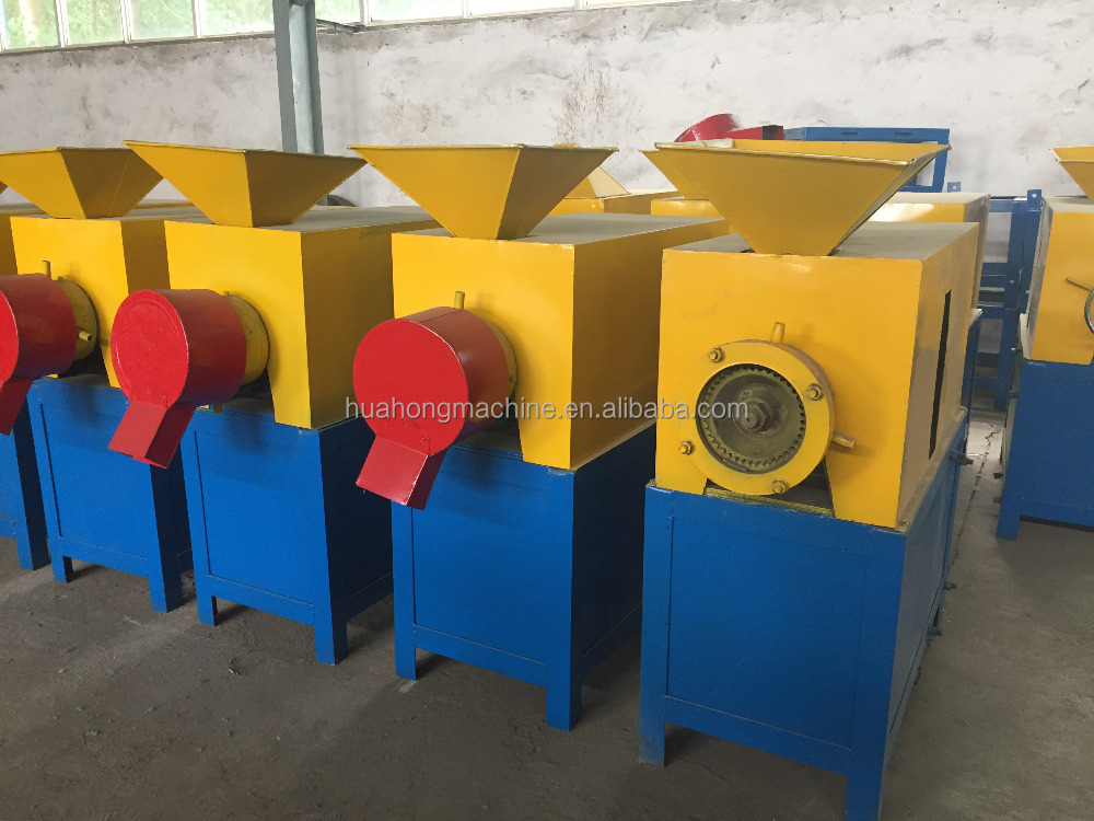 Crumb Rubber Mill/ Rubber Powder Machines Tyre Recycle Machine