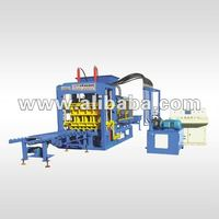 AUTOMATIC AUTOMATIC CONCRETE HOLLOW BLOCK BRICK MAKING MACHINE PRICE