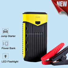 Mini Multi-function portable jump starter 12000 mAh 600A peak current 12V for Cars and Trucks