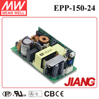150W 24V SMPS Power Supply Circuit 3 Years Warranty EPP-150-24 Meanwell Open Frame SMPS
