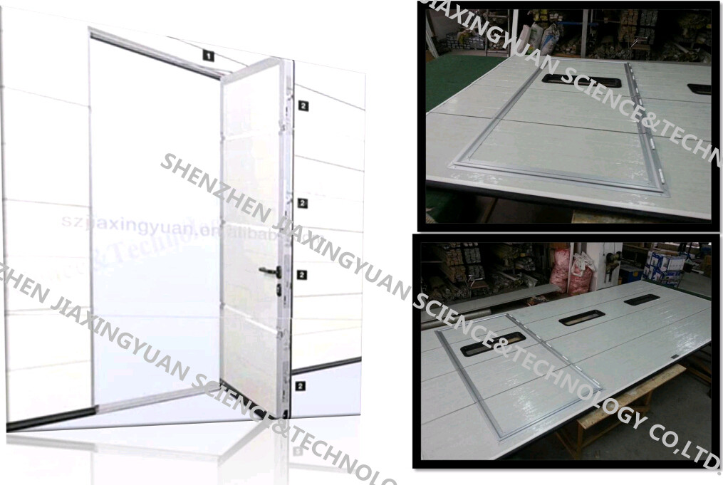 Security Sectional Lifting Industrial Door