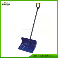 Snow Shovel/Pusher, Plastic Snow Mover, heavy duty snow pusher/shovel professional manufacture