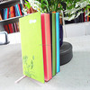 Korean Notebook Stationery With Various Colours