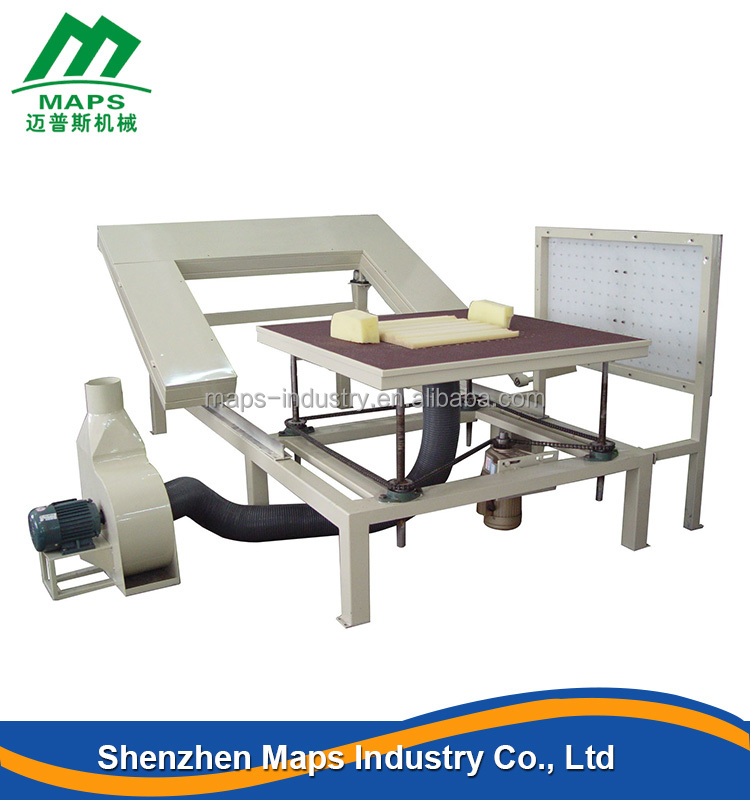High strength AV-803 linear shape best service mattress machine / mattress sewing machine