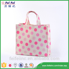 Popular best selling supermarket folding shopping bag
