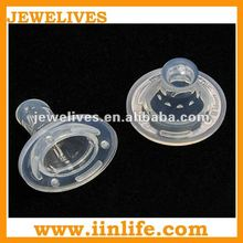 Injection baby liquid silicone rubber nipple