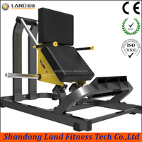 Hammer strength gym equipment Hack squat machine/indoor sports equipment/ commercial fitness equipment LD6045