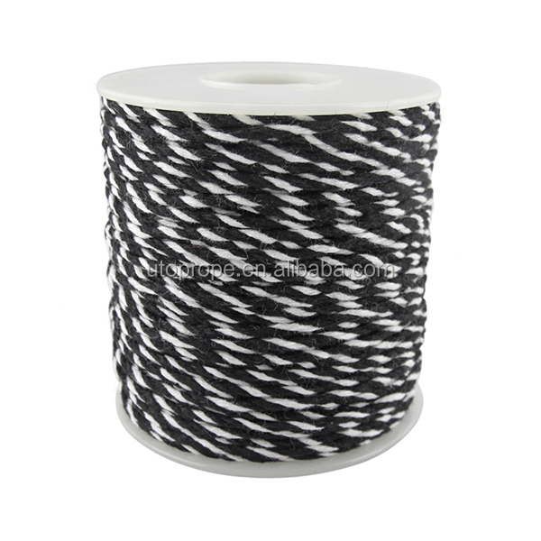 100m spool 2mm cotton decorative bakers twine whoesale