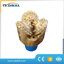 China supplier tricone rock roller bit/rock drill bits