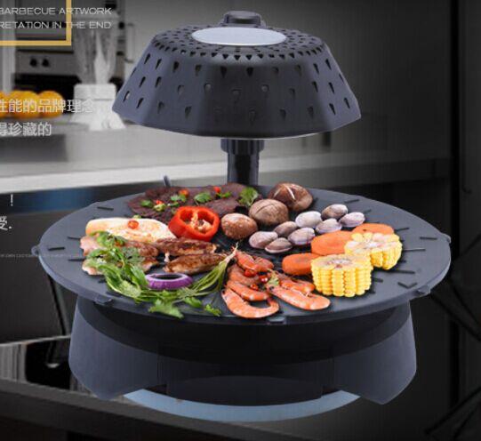 Smokeless Indoor Electric Grills ~ New smokeless indoor electric infrared bbq grill with