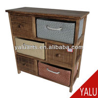 Wood Drawer Chest H 13241
