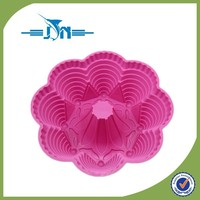 Plastic silicone cake mould for halloween