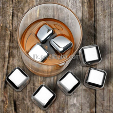 Steel Ice Cubes, Reusable Steel Ice Cubes, Whiskey Lapis LFK-IC01