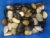 landscaping mixed pebble stone import